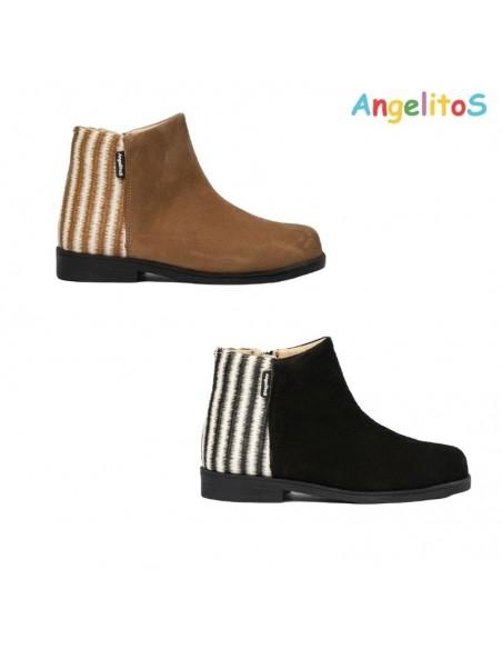 """Zapato """"Pepito"""" charol"""